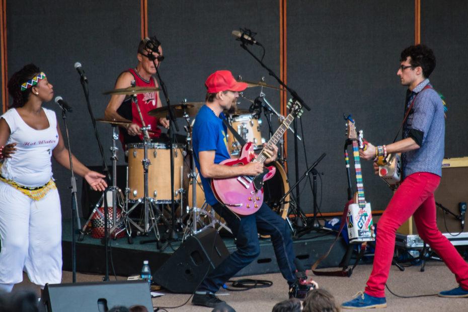 Hot Water, Kirstenbosch, concert, musician